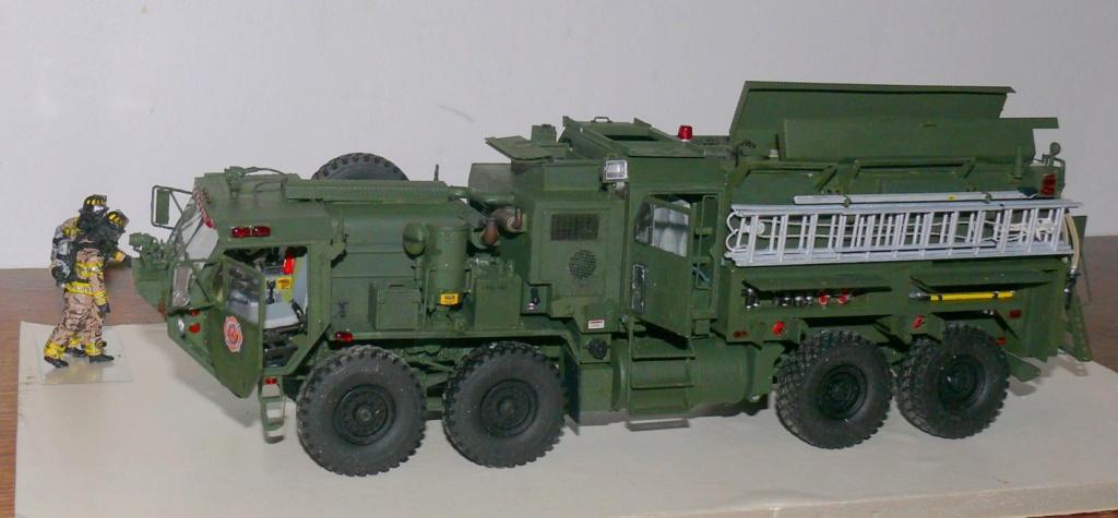 HEMTT M1142 Tactical Fire Fighting Truck TFFT de Trumpeter au 1/35 - Page 3 Hemtt849