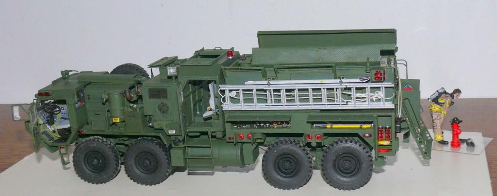 HEMTT M1142 Tactical Fire Fighting Truck TFFT de Trumpeter au 1/35 - Page 3 Hemtt850