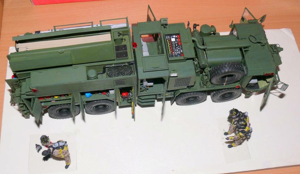 HEMTT M1142 Tactical Fire Fighting Truck TFFT de Trumpeter au 1/35 - Page 3 Hemtt853