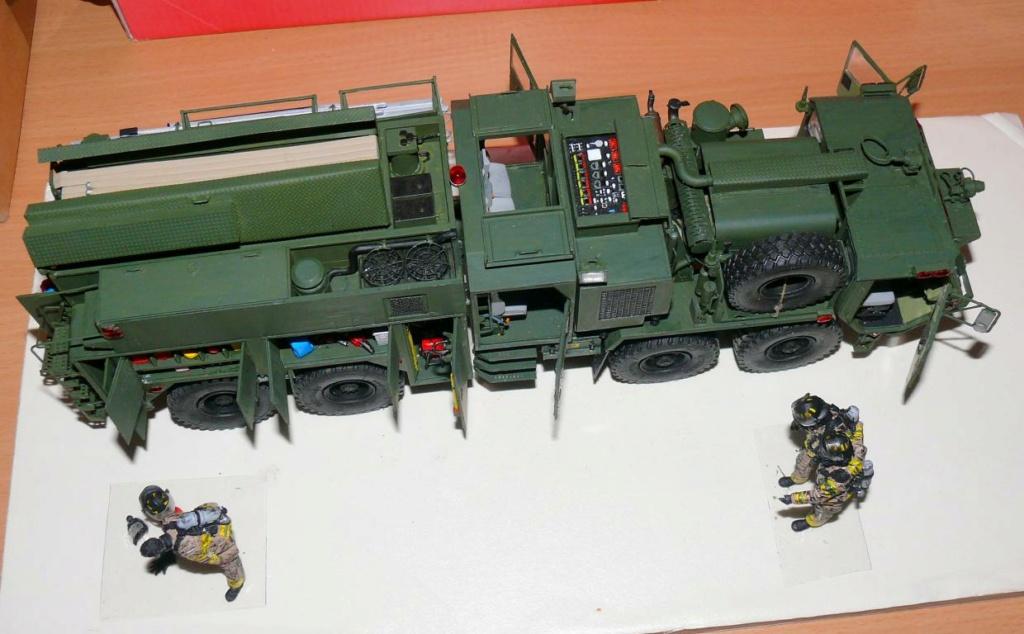 HEMTT M1142 Tactical Fire Fighting Truck TFFT de Trumpeter au 1/35 - Page 3 Hemtt856