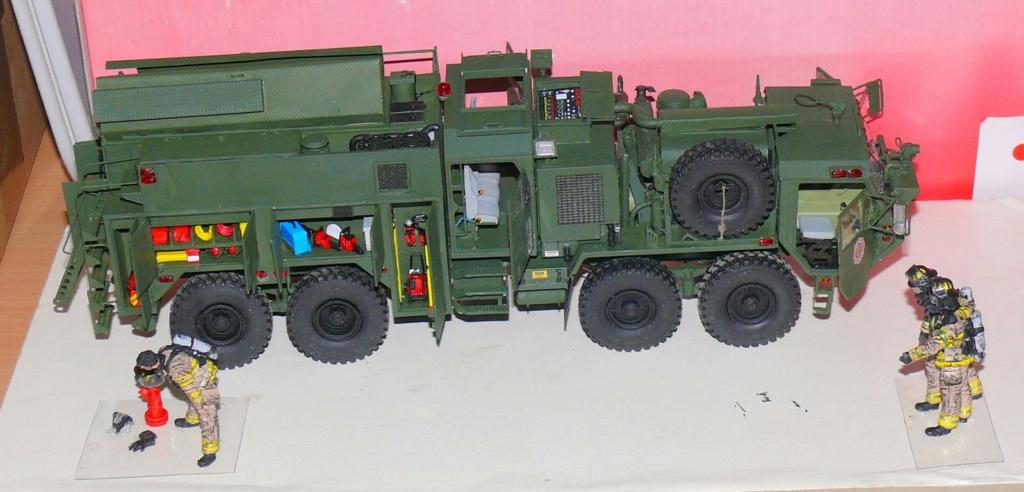 HEMTT M1142 Tactical Fire Fighting Truck TFFT de Trumpeter au 1/35 - Page 3 Hemtt857