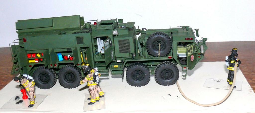 HEMTT M1142 Tactical Fire Fighting Truck TFFT de Trumpeter au 1/35 - Page 4 Hemtt860