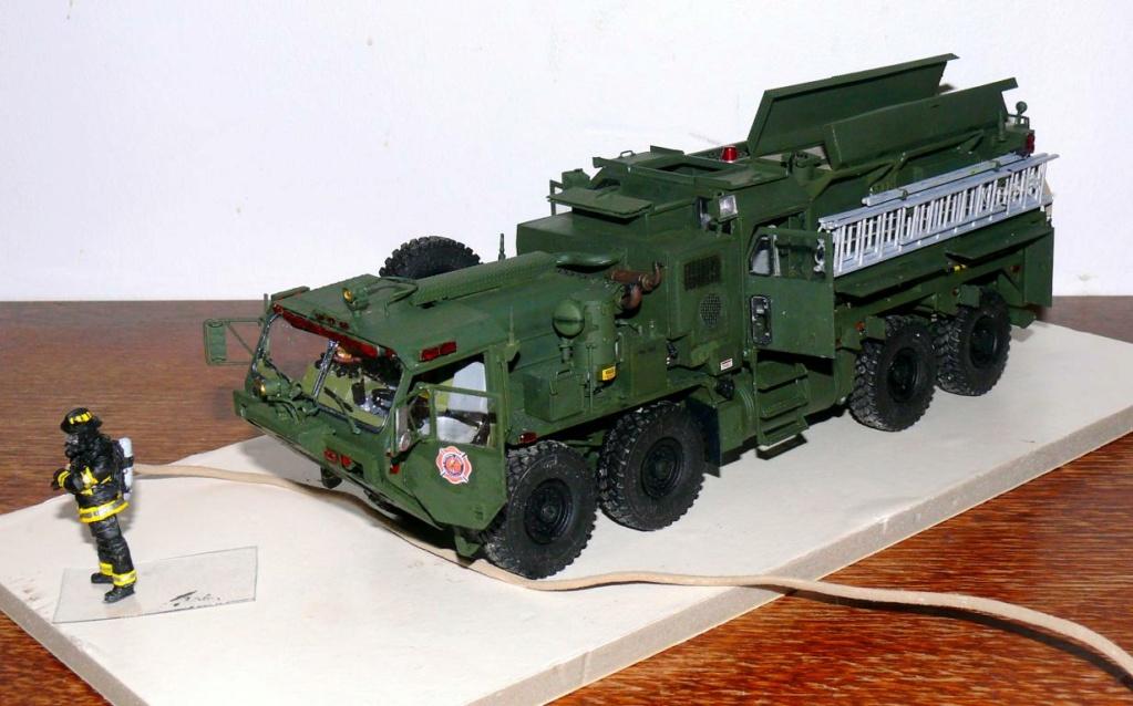 HEMTT M1142 Tactical Fire Fighting Truck TFFT de Trumpeter au 1/35 - Page 4 Hemtt863