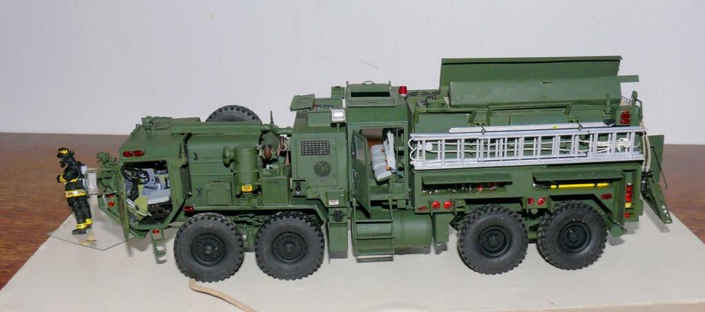HEMTT M1142 Tactical Fire Fighting Truck TFFT de Trumpeter au 1/35 - Page 4 Hemtt865
