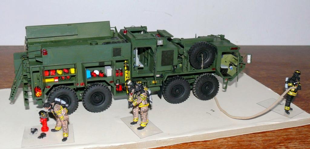 HEMTT M1142 Tactical Fire Fighting Truck TFFT de Trumpeter au 1/35 - Page 4 Hemtt871