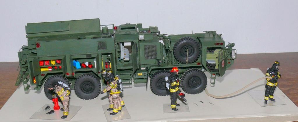 HEMTT M1142 Tactical Fire Fighting Truck TFFT de Trumpeter au 1/35 - Page 4 Hemtt878