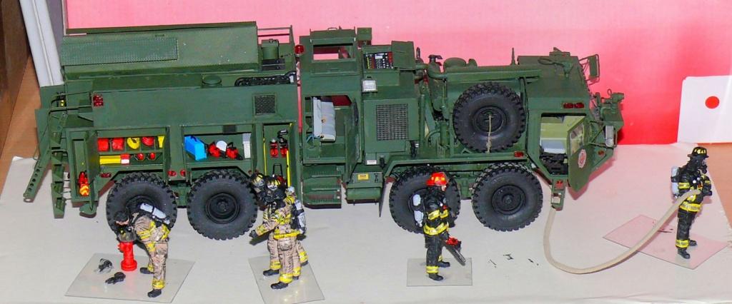 HEMTT M1142 Tactical Fire Fighting Truck TFFT de Trumpeter au 1/35 - Page 4 Hemtt884