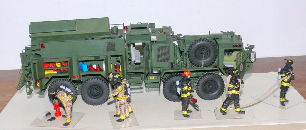 HEMTT M1142 Tactical Fire Fighting Truck TFFT de Trumpeter au 1/35 - Page 4 Hemtt890