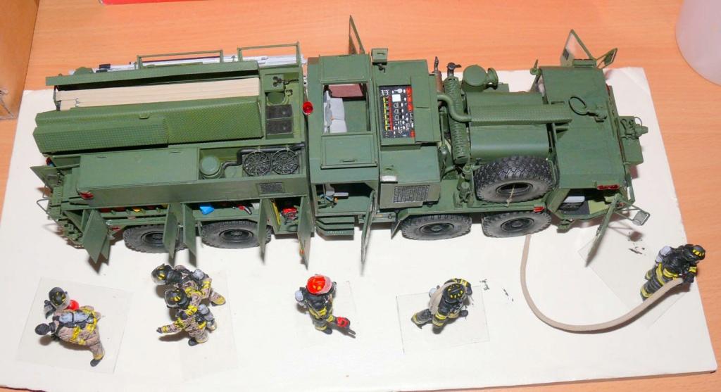 HEMTT M1142 Tactical Fire Fighting Truck TFFT de Trumpeter au 1/35 - Page 4 Hemtt900
