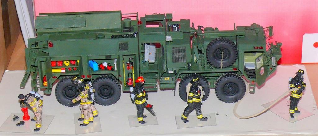 HEMTT M1142 Tactical Fire Fighting Truck TFFT de Trumpeter au 1/35 - Page 4 Hemtt902