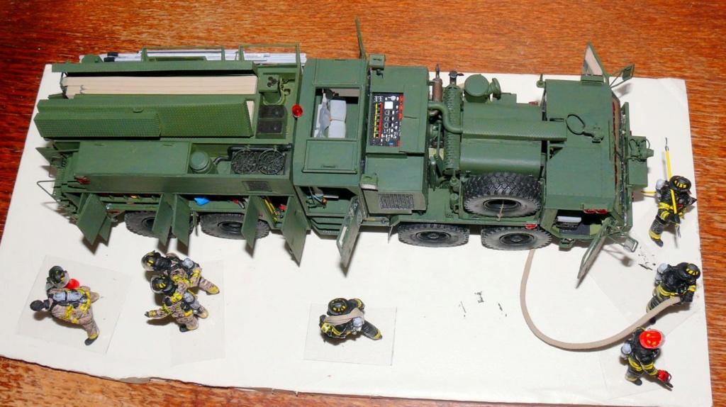 HEMTT M1142 Tactical Fire Fighting Truck TFFT de Trumpeter au 1/35 - Page 4 Hemtt919