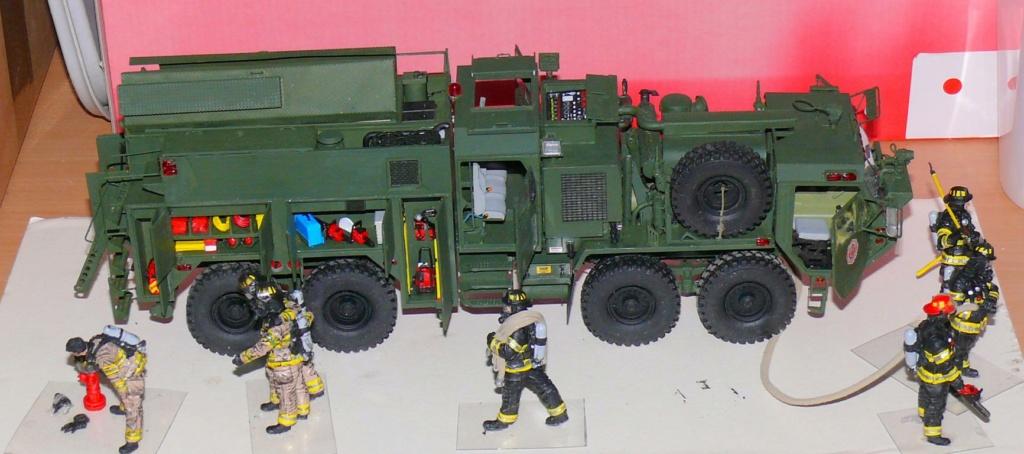 HEMTT M1142 Tactical Fire Fighting Truck TFFT de Trumpeter au 1/35 - Page 4 Hemtt920