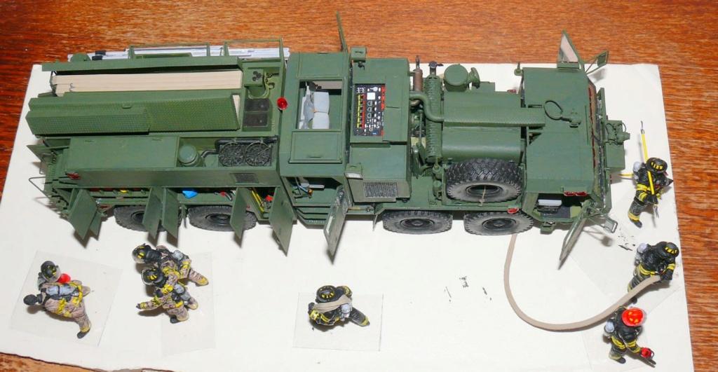 HEMTT M1142 Tactical Fire Fighting Truck TFFT de Trumpeter au 1/35 - Page 4 Hemtt921