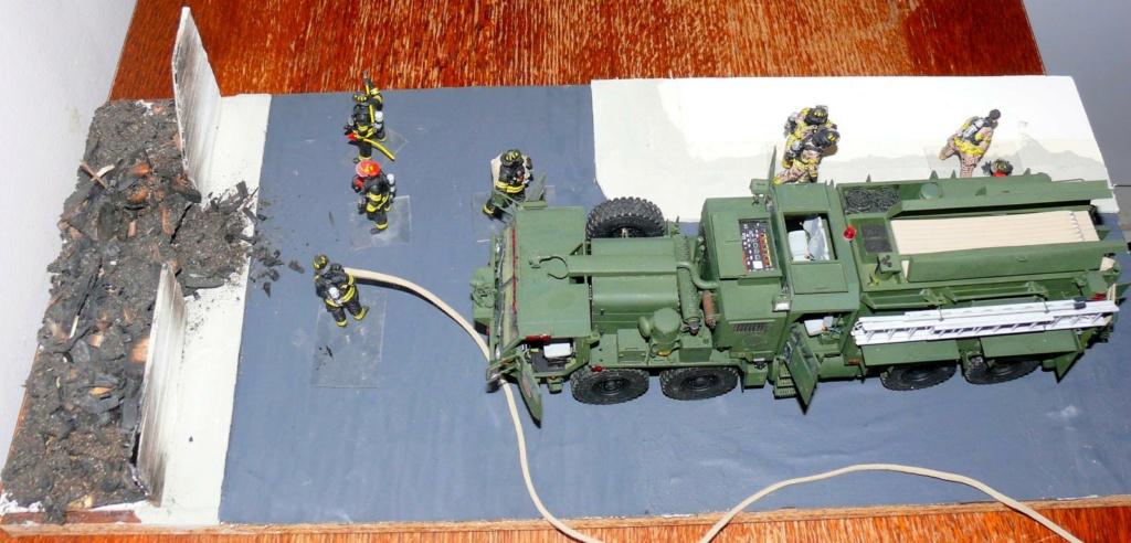 HEMTT M1142 Tactical Fire Fighting Truck TFFT de Trumpeter au 1/35 - Page 5 Hemtt924