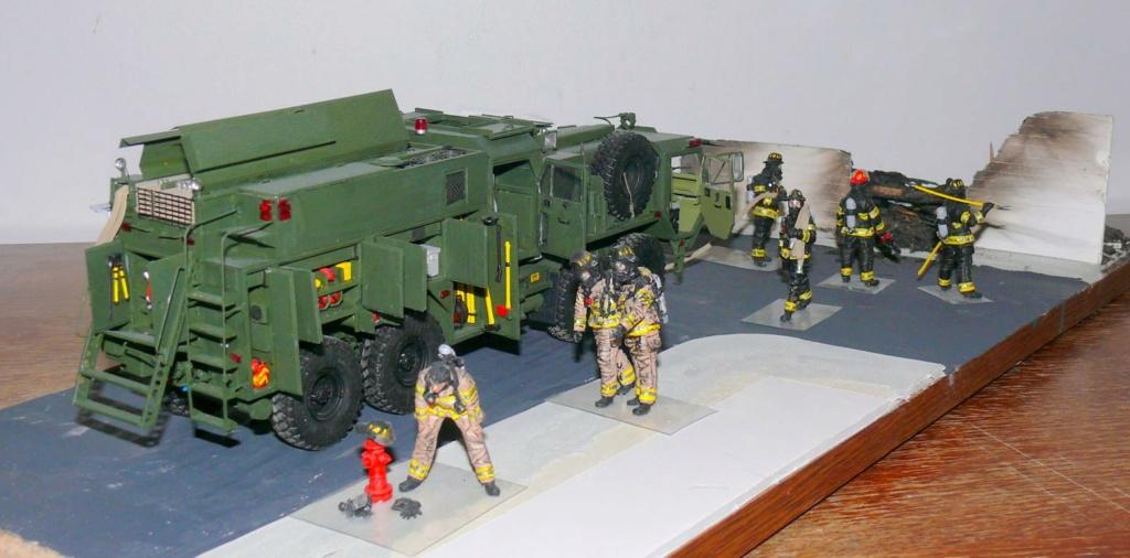 HEMTT M1142 Tactical Fire Fighting Truck TFFT de Trumpeter au 1/35 - Page 5 Hemtt925