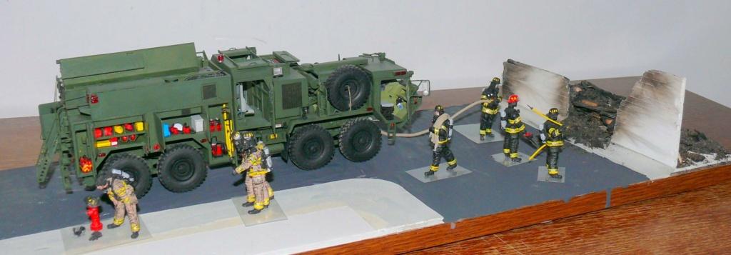 HEMTT M1142 Tactical Fire Fighting Truck TFFT de Trumpeter au 1/35 - Page 5 Hemtt926