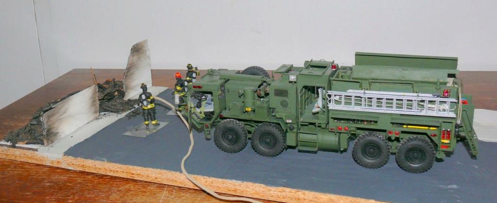 HEMTT M1142 Tactical Fire Fighting Truck TFFT de Trumpeter au 1/35 - Page 5 Hemtt933