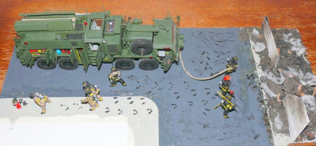 HEMTT M1142 Tactical Fire Fighting Truck TFFT de Trumpeter au 1/35 - Page 5 Hemtt940