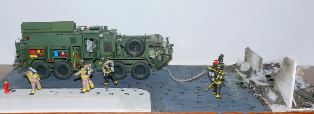 HEMTT M1142 Tactical Fire Fighting Truck TFFT de Trumpeter au 1/35 - Page 5 Hemtt941