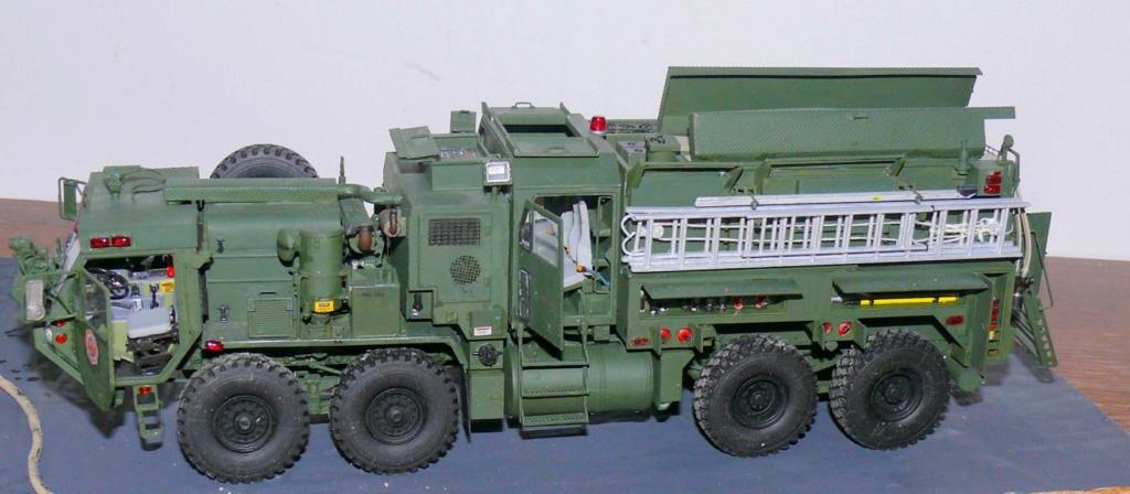 HEMTT M1142 Tactical Fire Fighting Truck TFFT de Trumpeter au 1/35 - Page 5 Hemtt956