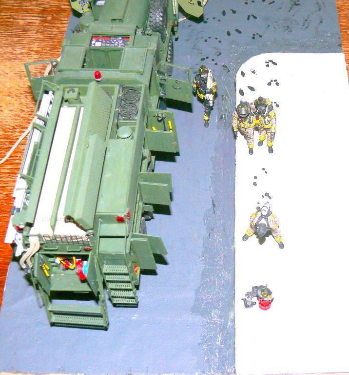 HEMTT M1142 Tactical Fire Fighting Truck TFFT de Trumpeter au 1/35 - Page 5 Hemtt961