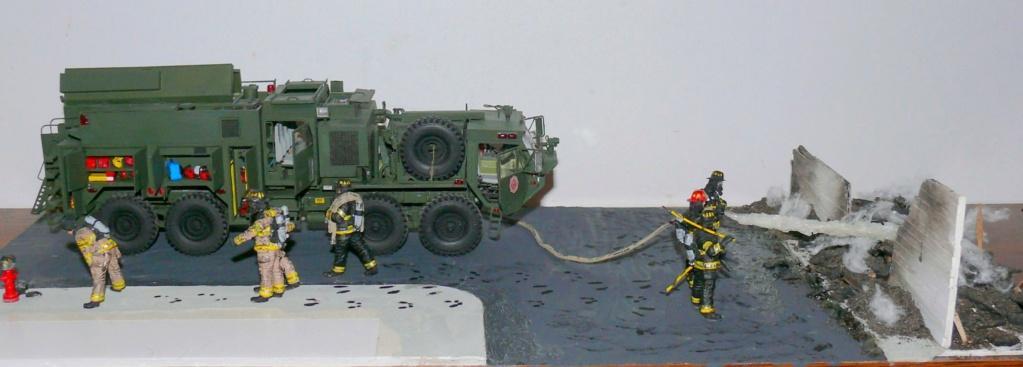HEMTT M1142 Tactical Fire Fighting Truck TFFT de Trumpeter au 1/35 - Page 5 Hemtt964