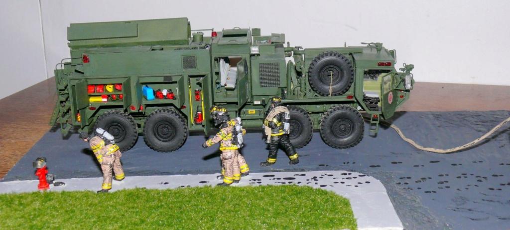 HEMTT M1142 Tactical Fire Fighting Truck TFFT de Trumpeter au 1/35 - Page 5 Hemtt989