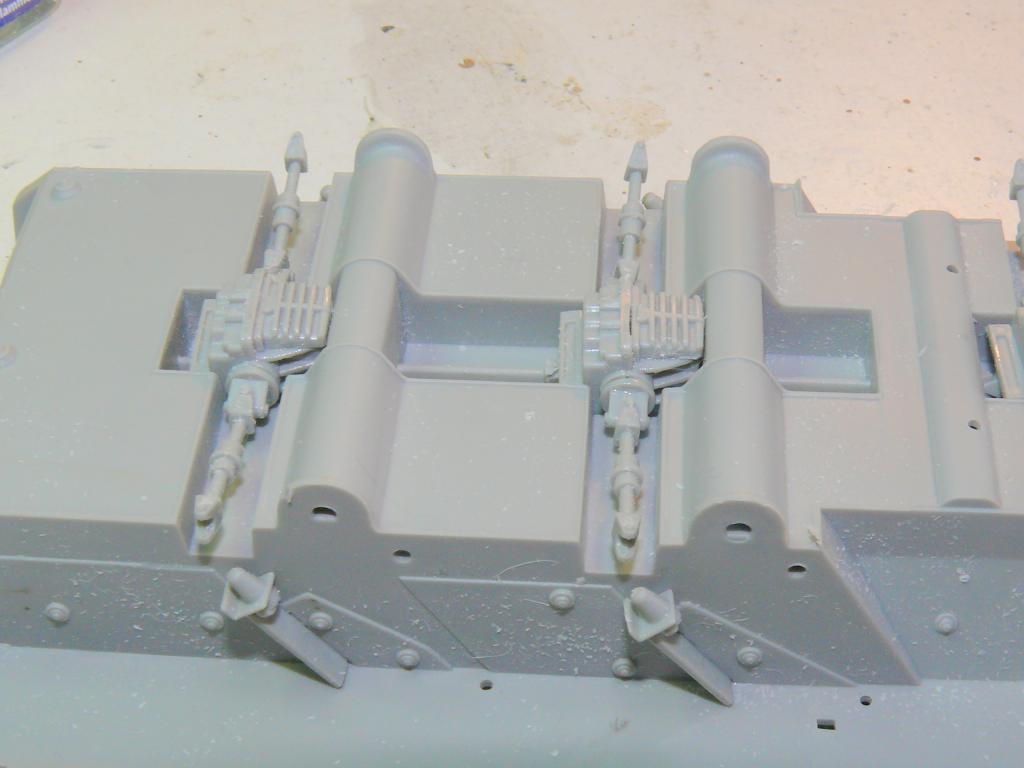 STRYKER M1126 de Trumpeter au 1/35 M1126_19