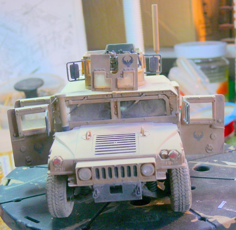 M1151 au 1/35 de ACADEMY M1151-11