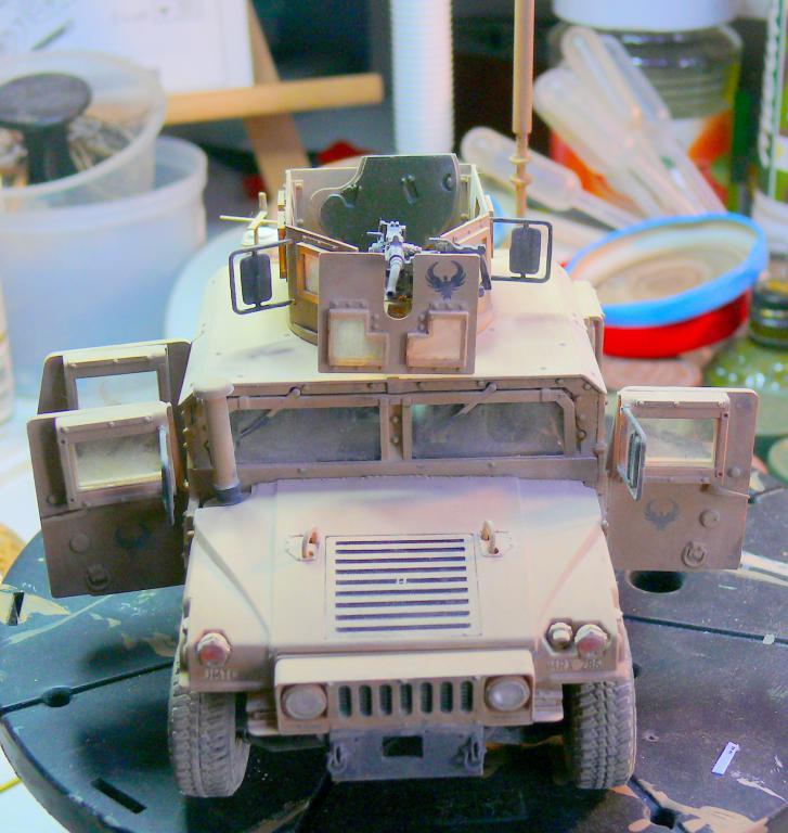M1151 au 1/35 de ACADEMY M1151-13