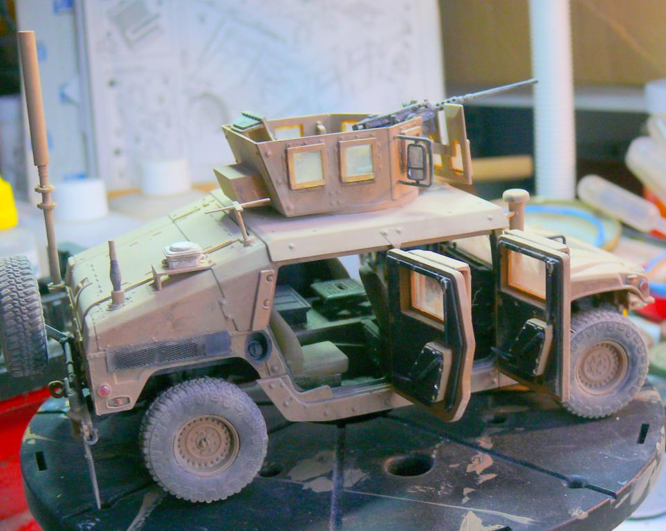 M1151 au 1/35 de ACADEMY M1151-14