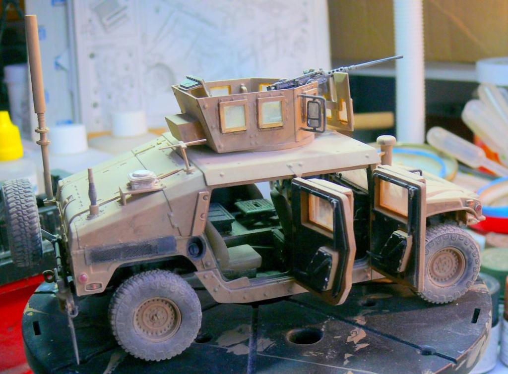 M1151 au 1/35 de ACADEMY M1151-15