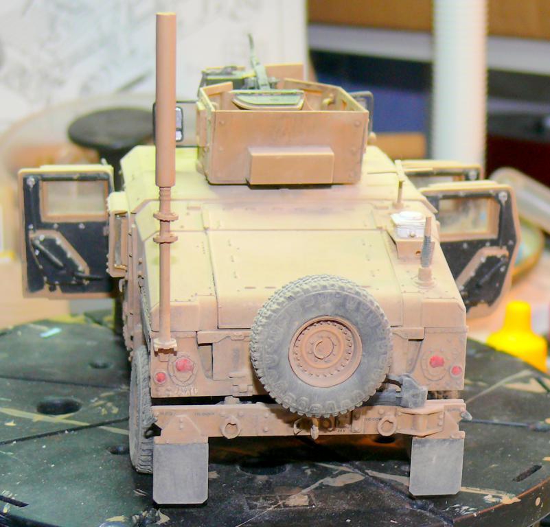 M1151 au 1/35 de ACADEMY M1151-17