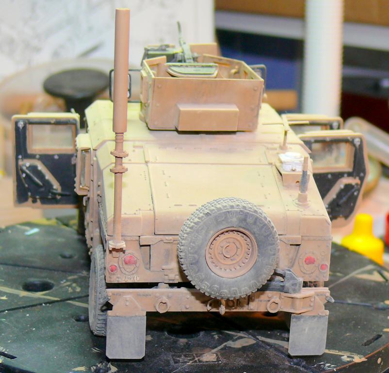 M1151 au 1/35 de ACADEMY M1151-19