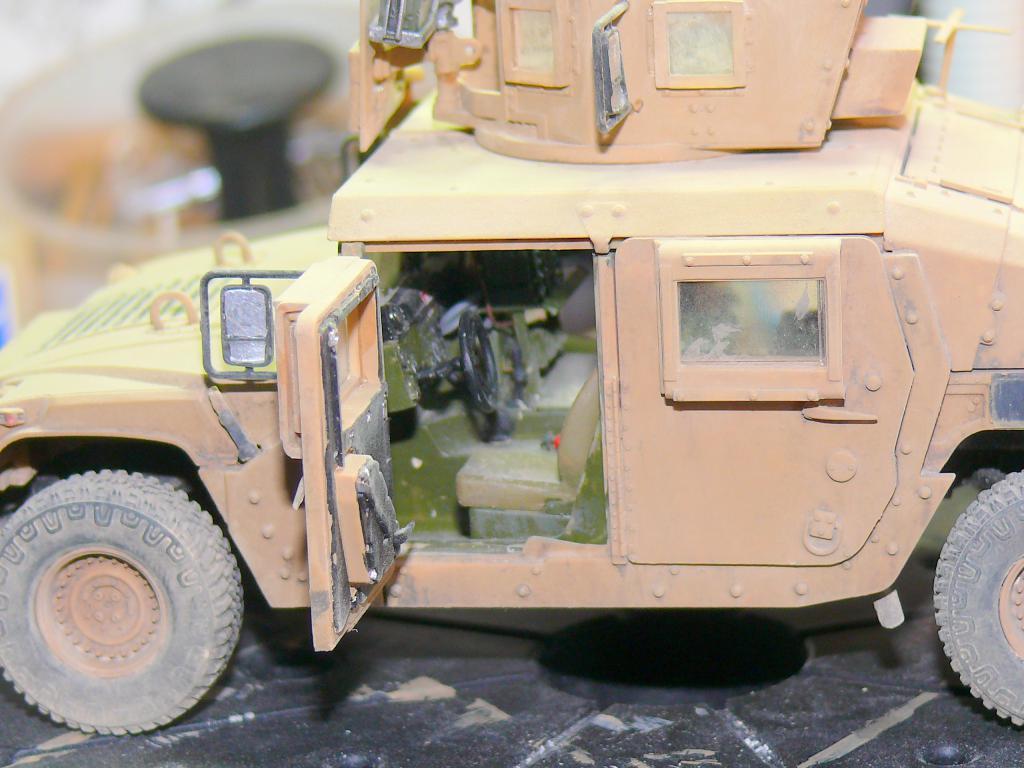 M1151 au 1/35 de ACADEMY M1151-20