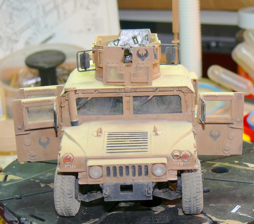 M1151 au 1/35 de ACADEMY M1151-21