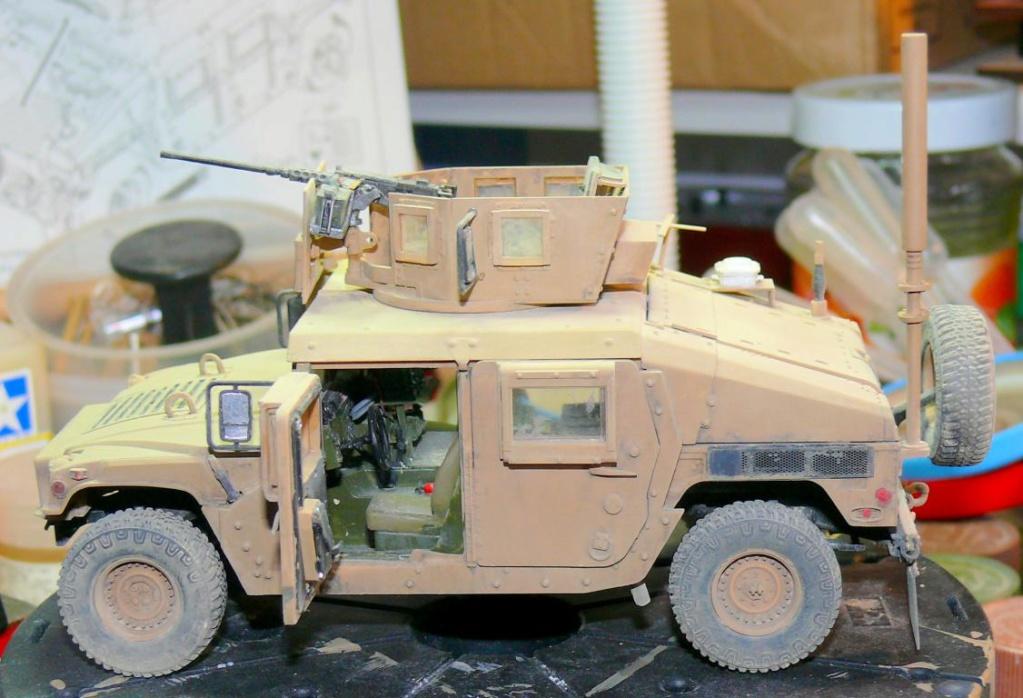M1151 au 1/35 de ACADEMY M1151-22