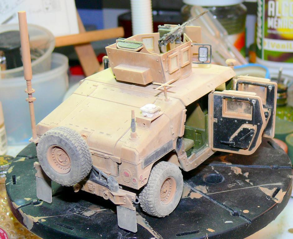 M1151 au 1/35 de ACADEMY M1151-28