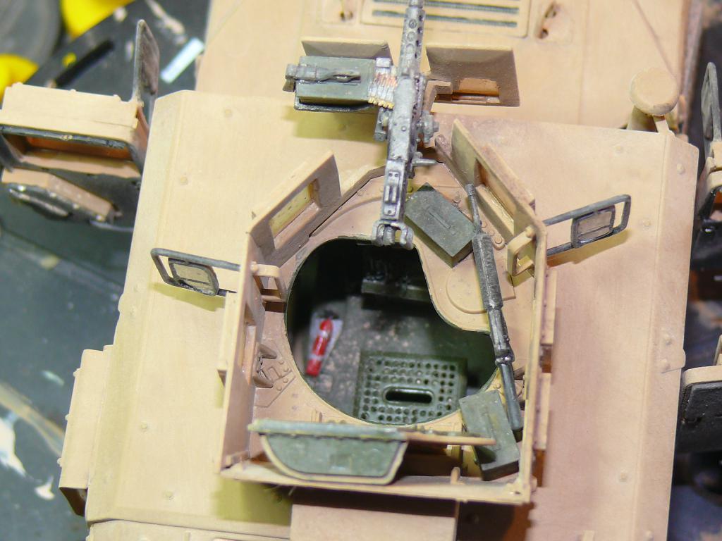 M1151 au 1/35 de ACADEMY M1151-36