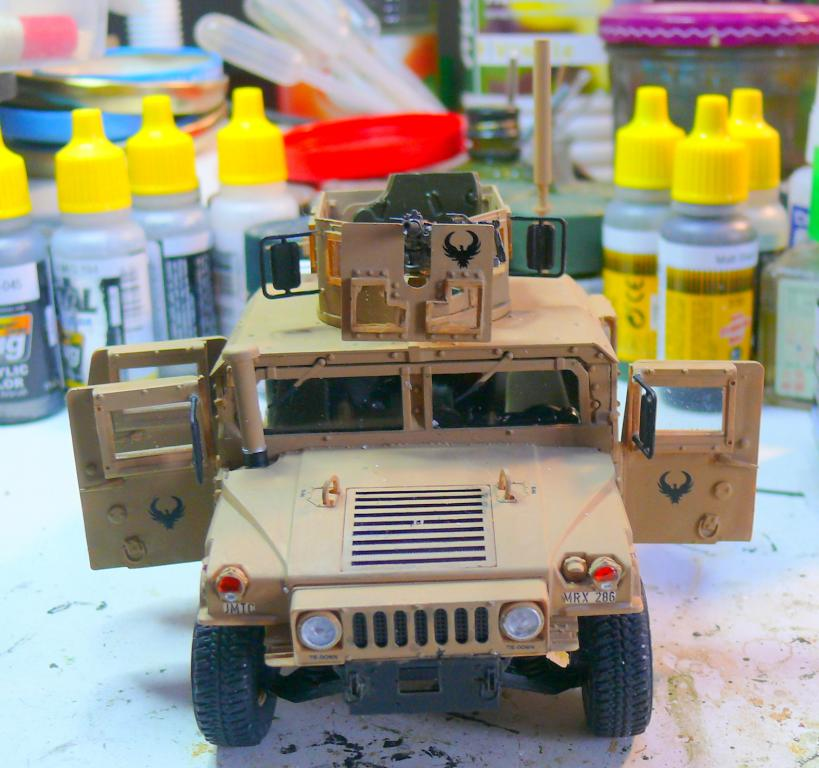 M1151 au 1/35 de ACADEMY M1151_43