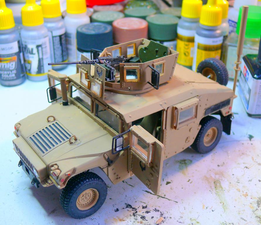 M1151 au 1/35 de ACADEMY M1151_45