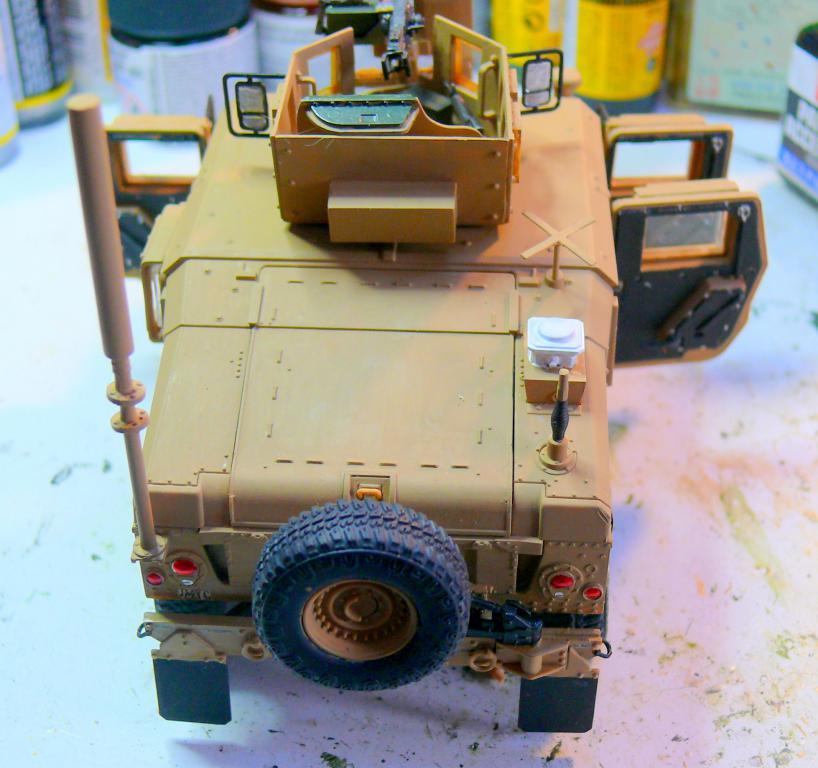 M1151 au 1/35 de ACADEMY M1151_48