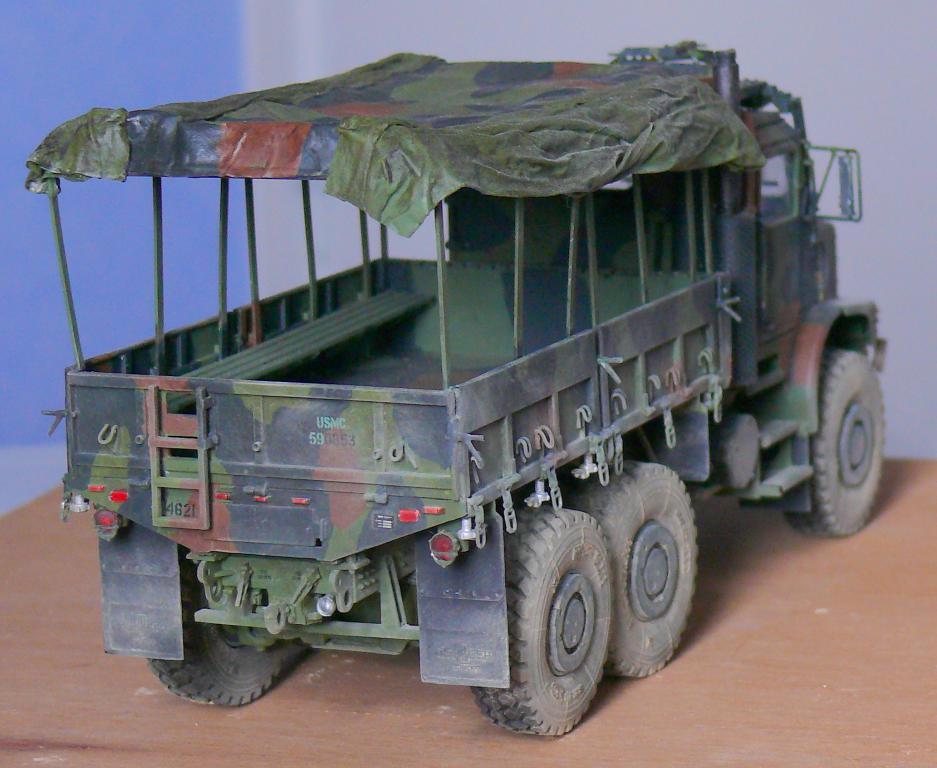 MK23 MTVR Cargo Truck de Trumpeter au 1/35 Mk_23_70