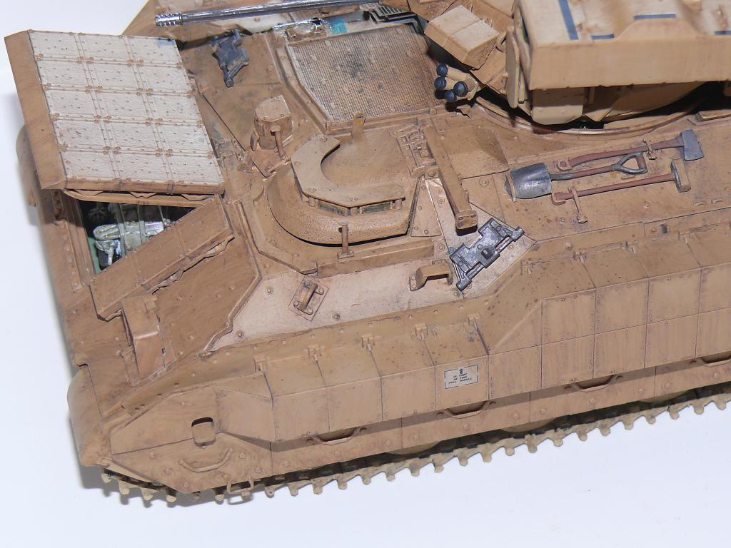 M3A3 BRADLEY w/BUSK III U.S. CAVALRY FIGHTING VEHICLE DE MENG Au 1/35 - Page 2 P1300522