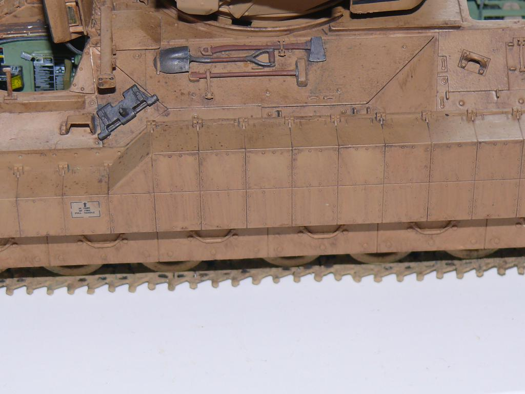 M3A3 BRADLEY w/BUSK III U.S. CAVALRY FIGHTING VEHICLE DE MENG Au 1/35 - Page 2 P1300526