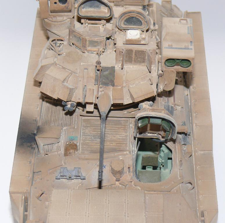 M3A3 BRADLEY w/BUSK III U.S. CAVALRY FIGHTING VEHICLE DE MENG Au 1/35 - Page 2 P1300539