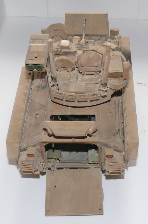 M3A3 BRADLEY w/BUSK III U.S. CAVALRY FIGHTING VEHICLE DE MENG Au 1/35 - Page 2 P1300545