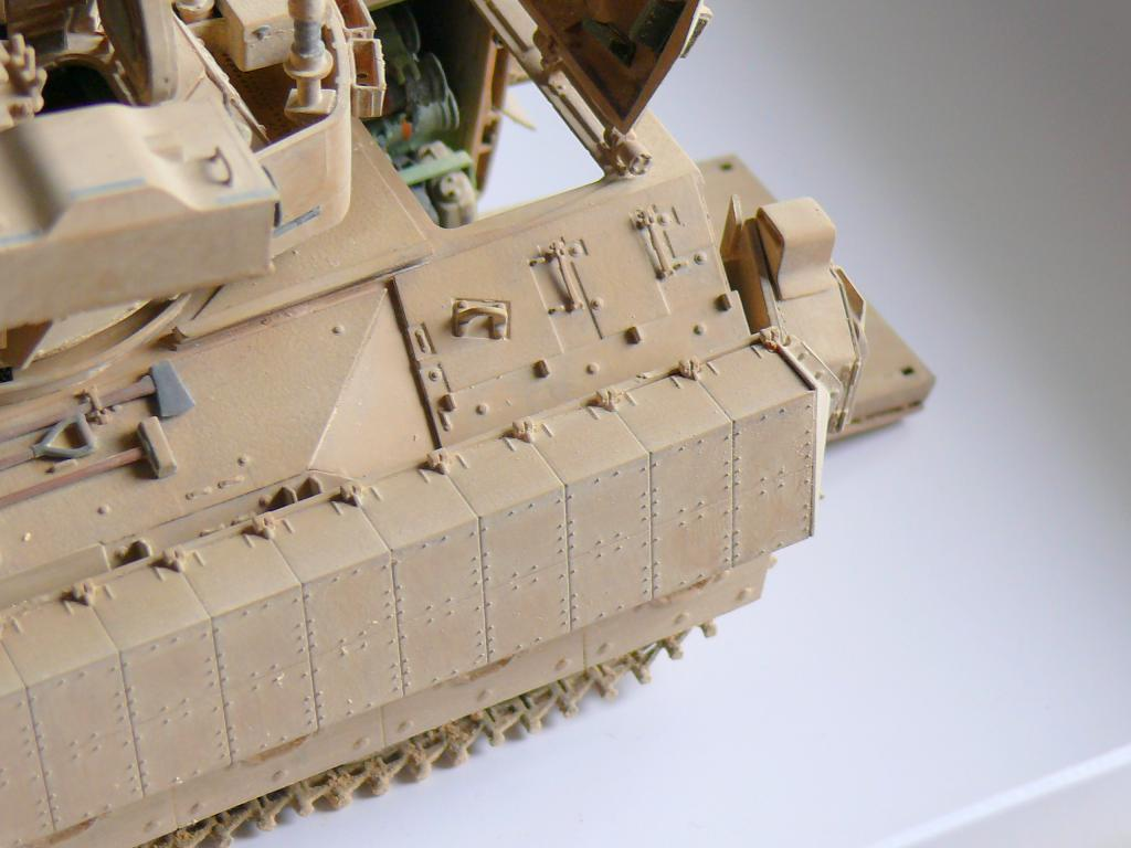 M3A3 BRADLEY w/BUSK III U.S. CAVALRY FIGHTING VEHICLE DE MENG Au 1/35 - Page 2 P1300563