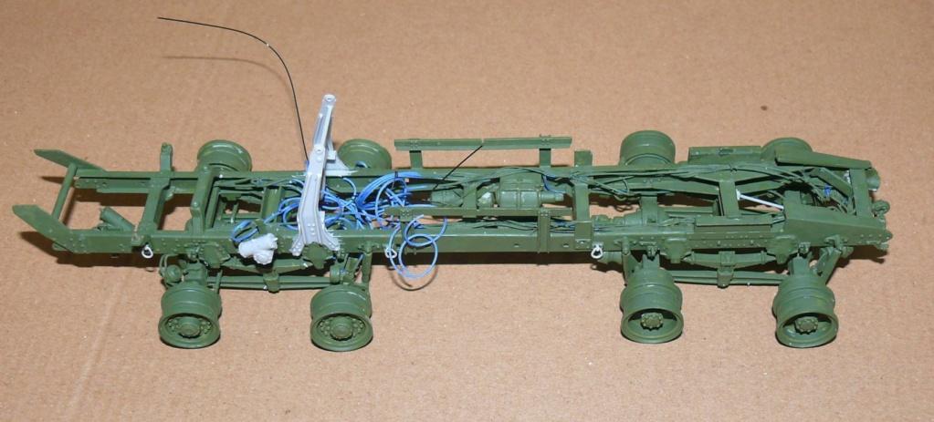 HEMTT M983A2 et Semi remorque M870A1 de TRUMPETER au 1/35 P1320931