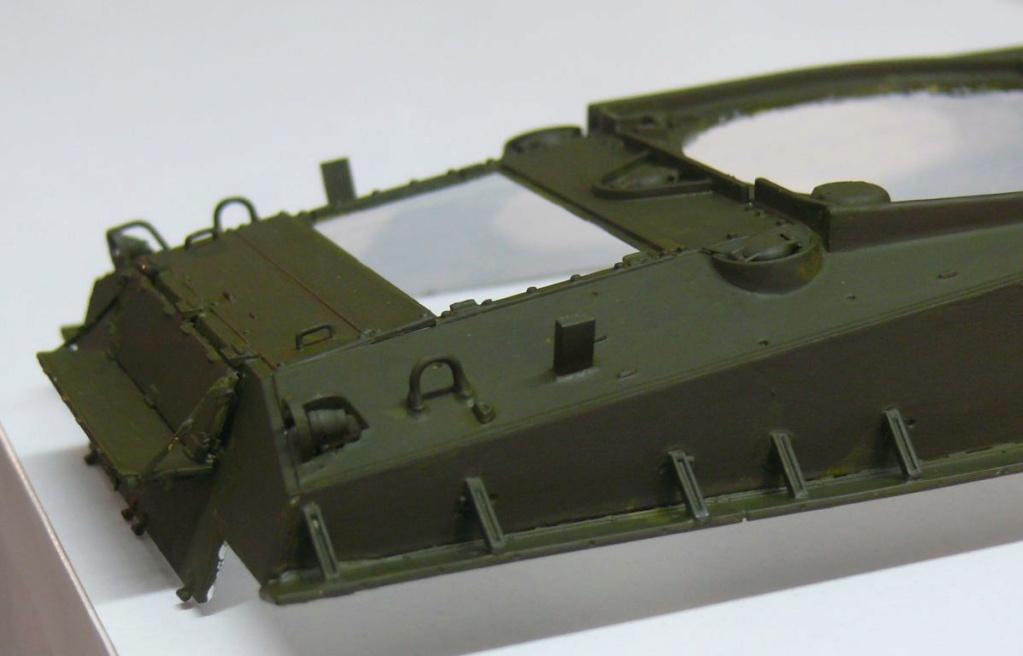Sherman M4A3 (E8) HVSS de Rye Fields Model au 1/35 avec intérieur complet détaillé Sherm247